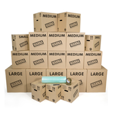 3-4 Bedroom Moving Kit