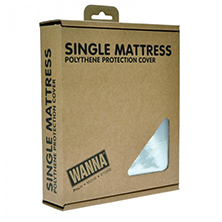 Single Mattress Cover Boxed