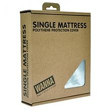 Single Mattress Cover Boxed
